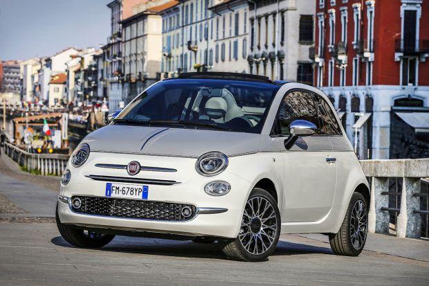Ogromny Nowy Fiat 500 Collezione kończy swoją europejską trasę w Madrycie VR08