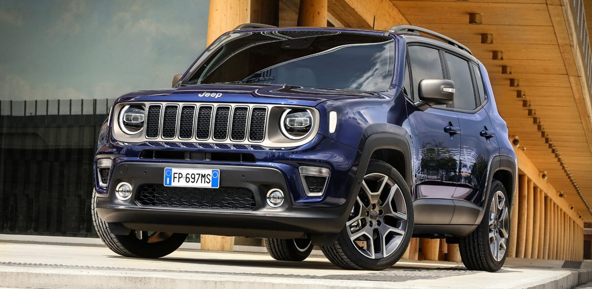 Jeep Renegade Nowy